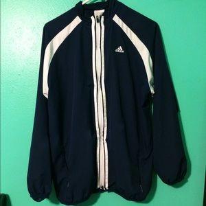 Classic Adidas Jacket Size XL
