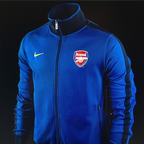 3c511d5e4 Nike Jackets & Coats   1998 World Cup Arsenal Soccer Track Jacket ...