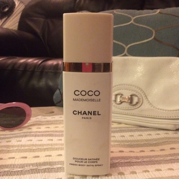 Coco Chanel Mademoiselle Vintage Body Oil Perfume.  M 57edf58df0137d8739035bc0 243691583c42