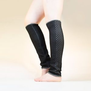 Emily Keller Accessories - Reversible leg warmers or boot socks