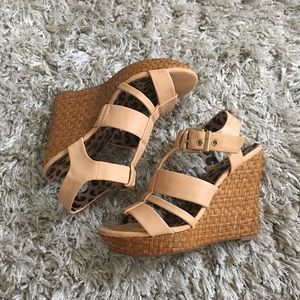"Jessica Simpson Shoes - Jessica Simpson ""Casie2"" Wedge Sandal"