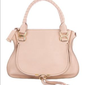 Chloe Marci Medium Bag (Taupe)
