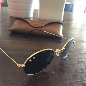 2a29c5f0a4 Ray-Ban Accessories - Ray-Ban Icon Oval Flat Lens Sunglasses