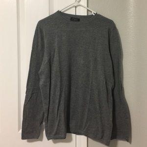 Zara Sweaters - Zara Dark Gray Sweater