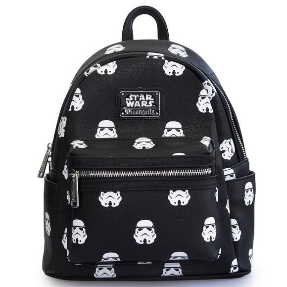 Star Wars Bags Stormtrooper Mini Backpack Poshmark