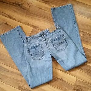 American Eagle AE Artist bootcut jeans sz 0 long