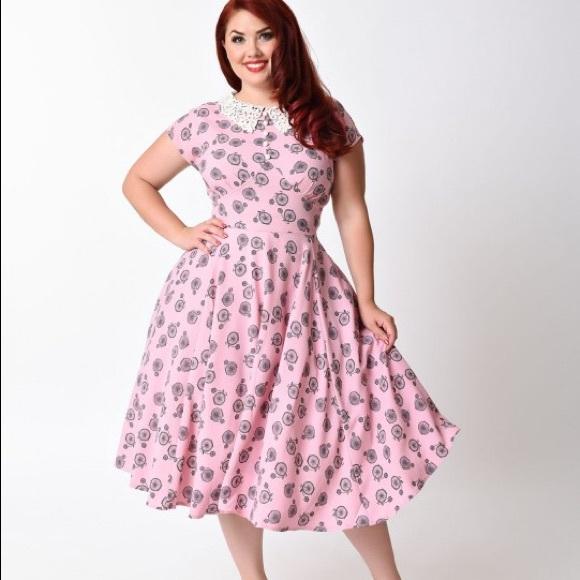 Hell Bunny Dresses Plus Size Dress Poshmark