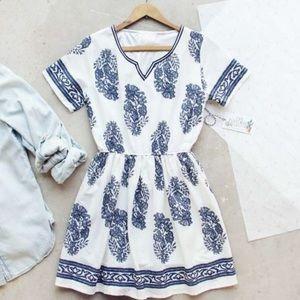 Spool 72 Dresses & Skirts - Spool72 Moon Palace Dress
