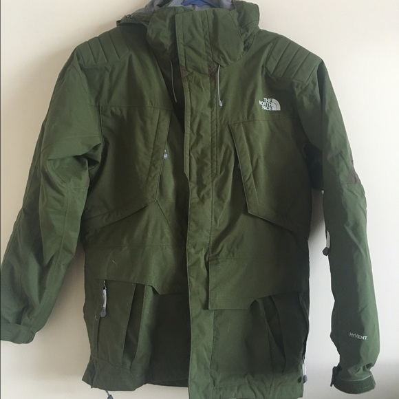 the north face jackets coats mens north face recco prodigy rh poshmark com