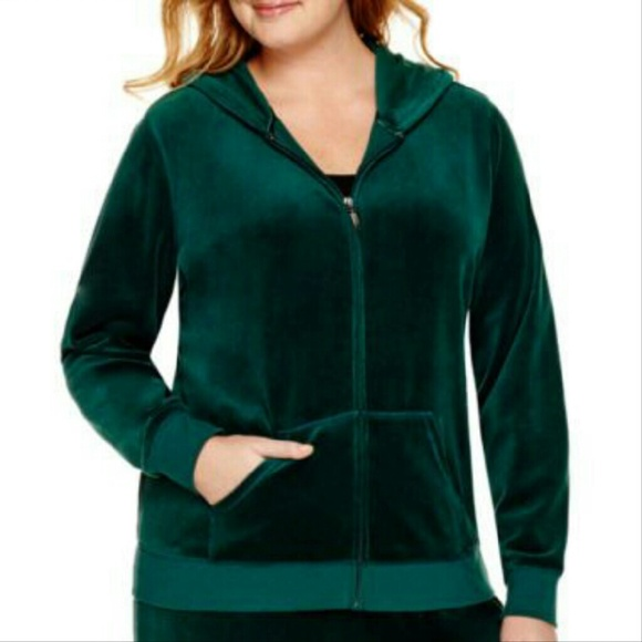 55% off Made for Life Jackets & Blazers - NEW Plus Size 2X Velour ...