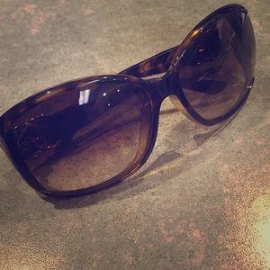 Gucci Sunglasses GG 3521/F/S 791JD Havana Tortoise