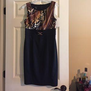 alyx Dresses & Skirts - Leopard short alyx dress size 6