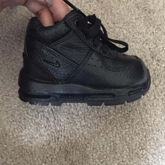 Baby boy Nike boots ACG size 4C
