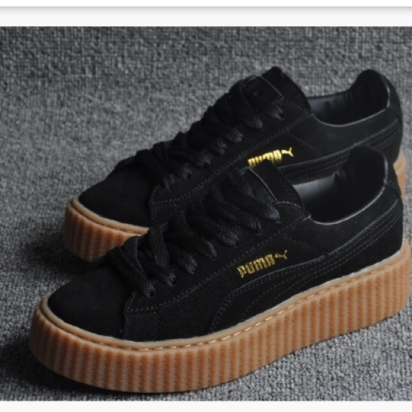 the latest f8946 b9690 Rihanna Men's Creepers size 11 NWT