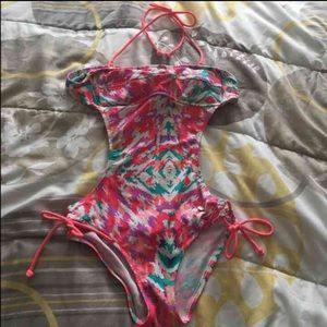 American Eagle Outfitters Other - American Eagle cut out bathing suit