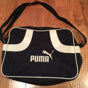 puma diaper bag