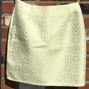 Tulle Dresses & Skirts - Tulle Brocade Mini Skirt