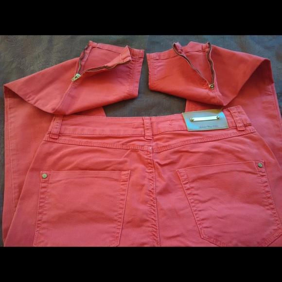 Zara Jeans - 📌CLEARANCE📌 ZARA red skinny jeans
