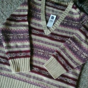 Wool Sweater by The Gap