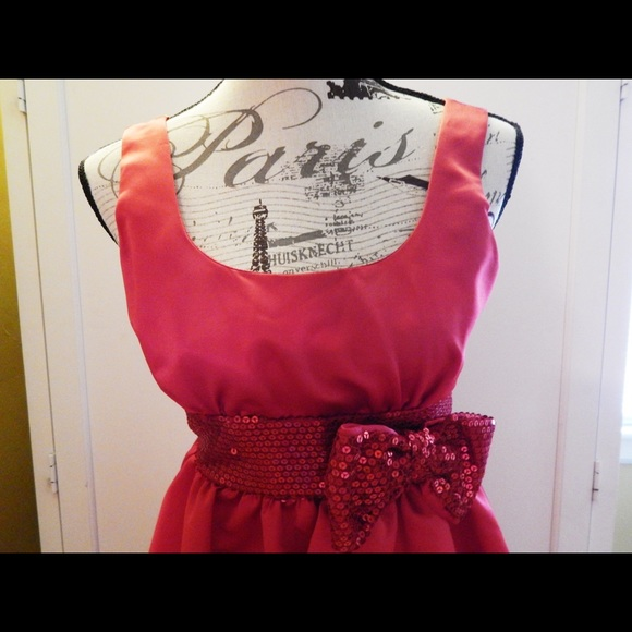 Sparks Dresses - NWT Fancy Red Dress Sz 3