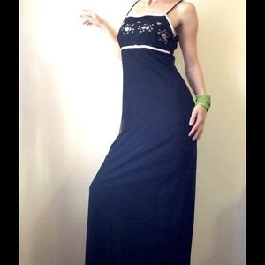 Vintage Mesh Maxi 90's Girl Got' Simple Glam