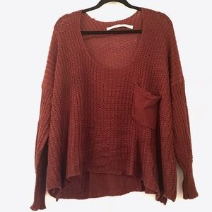 LF oversized sweater
