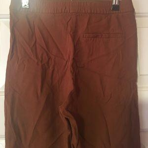 H&M Pants - H&M Brown tan ankle pants