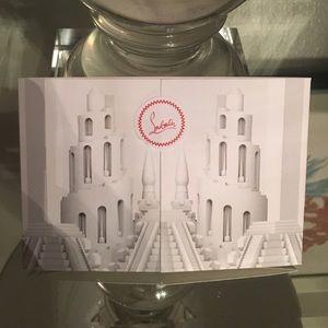 Christian Louboutin Other - Christian Louboutin perfume samples
