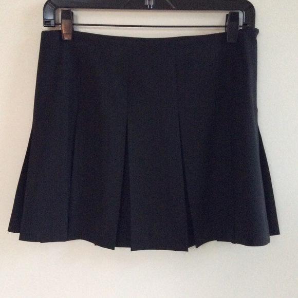 Theory Pleated Mini Skirt Discount For Nice Clearance Cheap Price Buy Discount Buy Cheap Eastbay For Nice Sale Online ZZDIaA