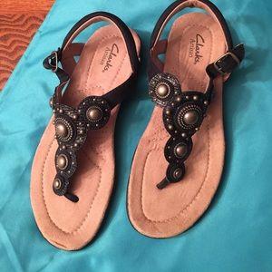 Clarks Artisan Sandals size 6.5. Never worn