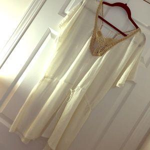 MODA Linen Dress