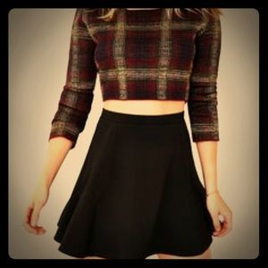 silence + noise Dresses & Skirts - Silence + noise mini swingy skirt urban outfitters