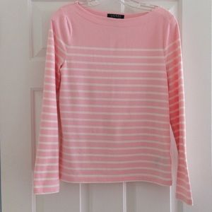 Lauren Ralph Lauren Long Sleeve Tee Shirt