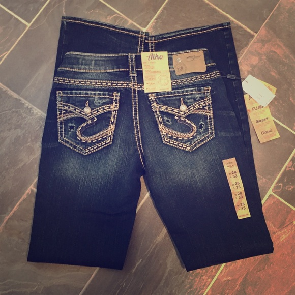 Silver Jeans - FINAL PRICE Silver Jeans aiko mid boot 28x33 from ...