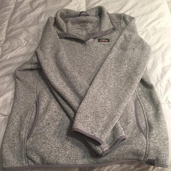 20% off L.L. Bean Jackets & Blazers - LL Bean Sweater Fleece ...
