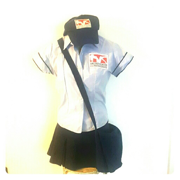 76 off other 4 peice xxx mail girl halloween costume from other 4 peice xxx mail girl halloween costume sciox Choice Image