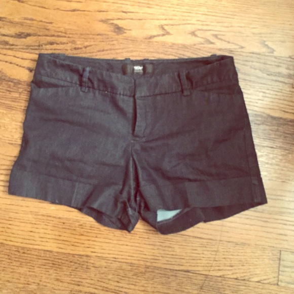 77% off Pants - Massimo Dressy denim shorts from Rachel's closet ...