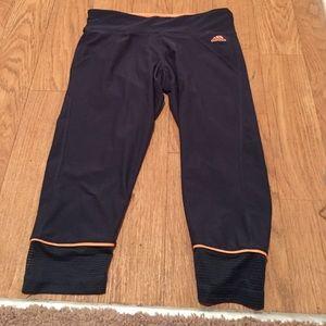 Adidas Capri workout leggings