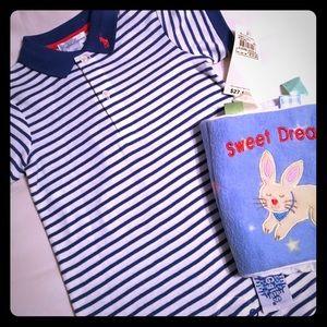 Ralph Lauren Other - NWT Ralph Lauren Baby Boy's 1-Pc Outfit Sz 9M🏇