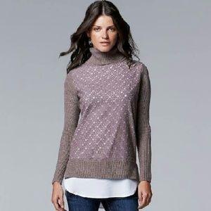 Simply Vera Vera Wang Sweater