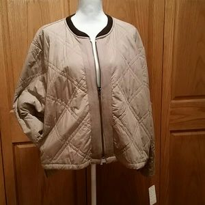NWT Free People Blush Bomber Jacket sold out!