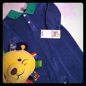 Ralph Lauren Other - HP🎉12/18🎉NWT Ralph Lauren Baby Boy's 1-Pc Outfit