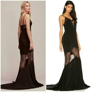 Stone Cold Fox Dresses & Skirts - 💋NWT FREE PEOPLE/STONE COLD FOX SILK GOWN