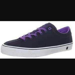 K-Swiss Other - K SWISS Purple Laguna Low Canvas Shoes ~ wore once