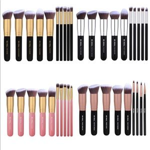 HOST PICK 9/6! Professional make up brushes - 10pc