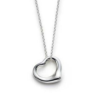 Tiffany & Co. Heart Pendant Elsa Peretti
