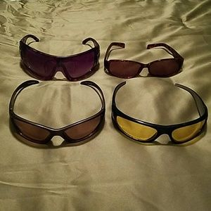 Sunglasses GREAT DEAL!!! All 4 for ONLY $10