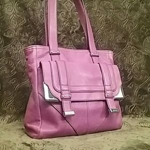 b. makowsky Handbags - B.Makowski Leather Handbag - Beautiful