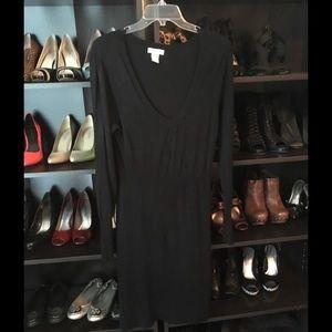 Vertigo Paris Dresses & Skirts - Gently worn, black sweater dress.