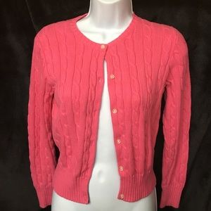 American Living Other - OFFER ME🏖American Living girls cardigan pink